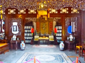 Old Summer Palace replica captures royal life during Qing Dynasty